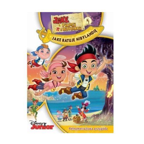 Jake i Piraci z Nibylandii: Jake ratuje Nibylandię - sprawdź w wybranym sklepie