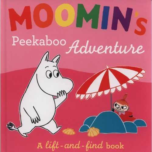 Moomin Goes on Holiday: A Lift-and-look book, Puffin Books