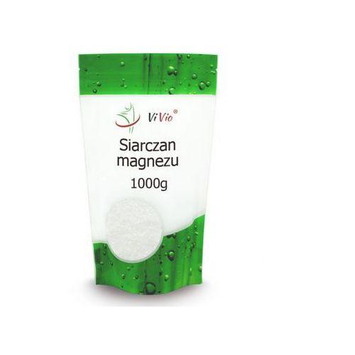 Siarczan magnezu 1kg - Sól gorzka Epsom