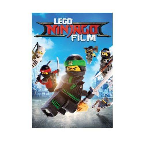 LEGO NINJAGO: FILM (Płyta DVD)