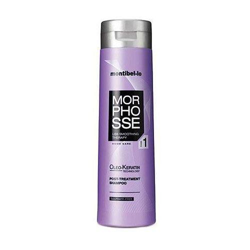 Montibello  morphosse szampon do włosów prostowanych 300 ml