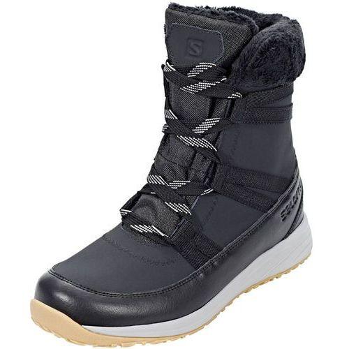 heika ltr cs wp kozaki kobiety szary/czarny 38 2/3 2017 buty casualowe marki Salomon