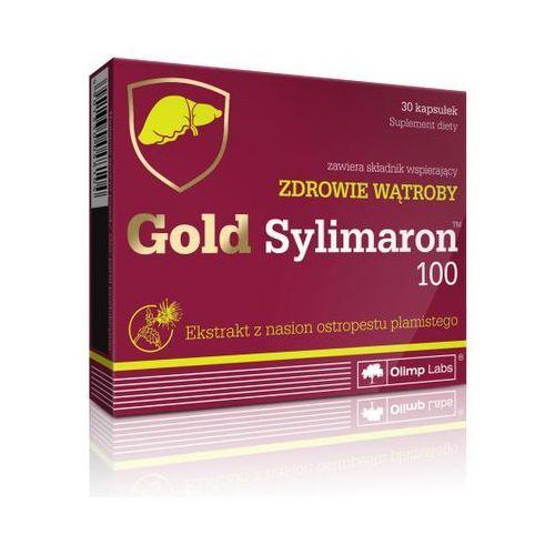 Kapsułki Gold Sylimaron 100 30kaps