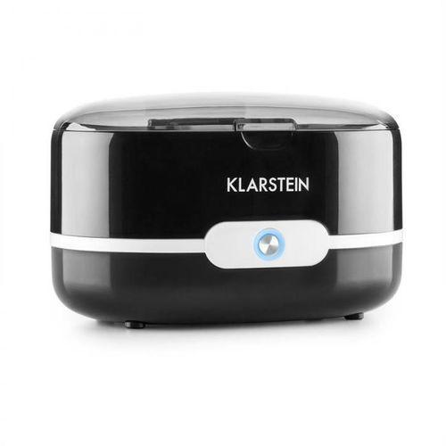 superpure myjka ultradźwiękowa kolor czarny marki Klarstein
