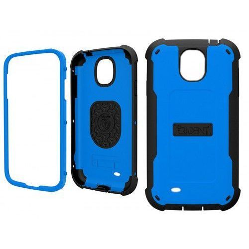 CYCLOPS CASE FOR SAMSUNG I9500 S4 (BLUE), kolor niebieski