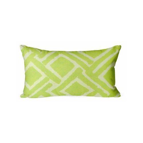 Poduszka jane zielona 50 x 30 cm marki Domarex