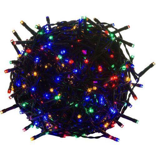 Voltronic ® Lampki choinkowe 200 led kolorowych ozdoba święta - 200 led / 25 metrów (30010137)