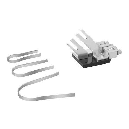 Pro bauteam Adapter - 3 ostrza do żłobienia - 20/27/34 mm