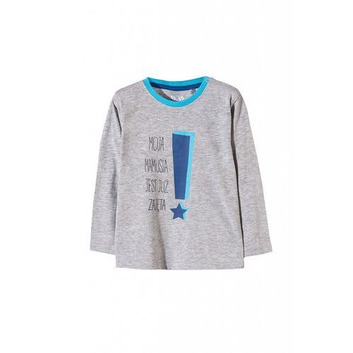Bluzka niemowlęca długi rękaw 5h3411 marki 5.10.15.