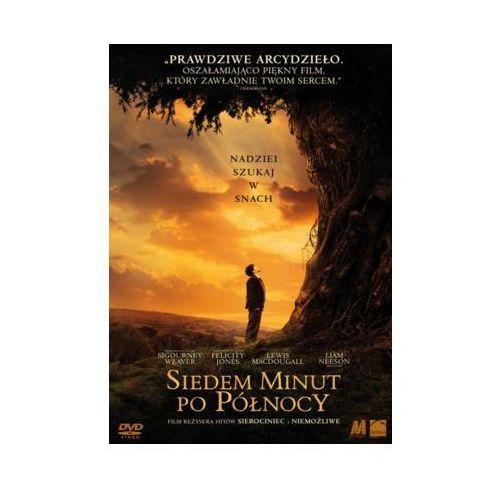 Siedem minut po północy (DVD) + Książka