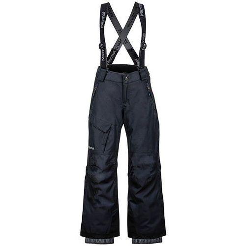 Marmot Spodnie narciarskie edge czarne
