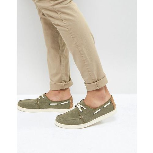culver boat shoes in brown - brown marki Toms
