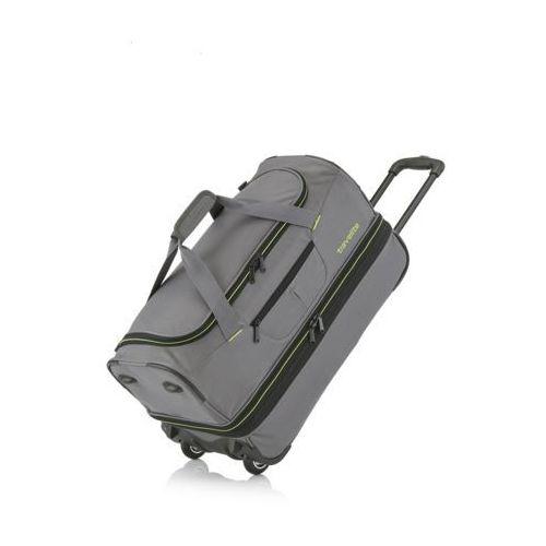 Basics mała torba podróżna poszerzana szara marki Travelite