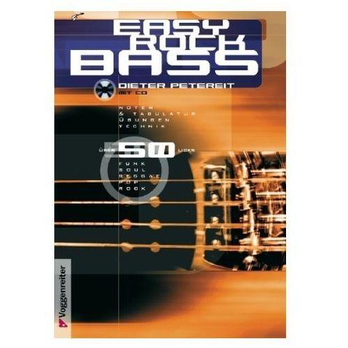 Easy Rock Bass, m. CD-Audio