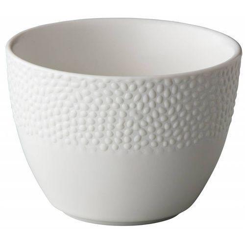 Miska Honeycomb biała | 500 ml | śr. 120 mm