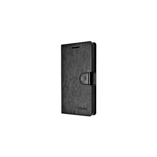 Pokrowiec na telefon FIXED FIT dla Lenovo Vibe K5/K5 Plus (FIXRP-FIT084-BK) Czarny z kategorii Futerały i pokrowce do telefonów