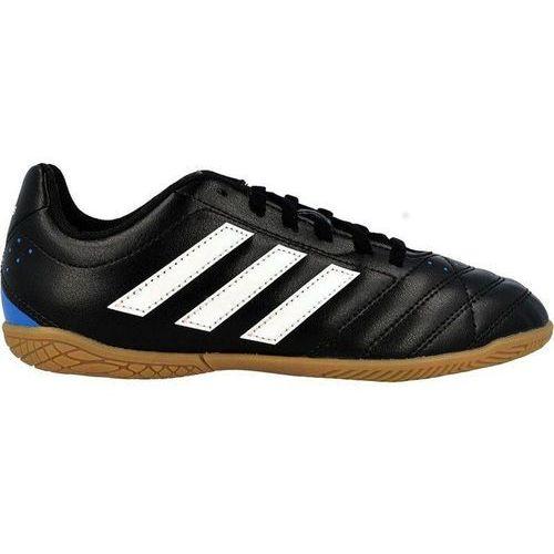Buty b26186 goletto v indoor junior (rozmiar 37 1/3) czarno-biały marki Adidas
