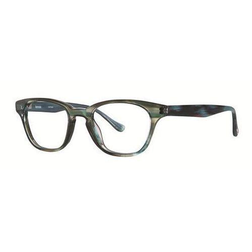 Okulary korekcyjne contrast emrld marki Kensie