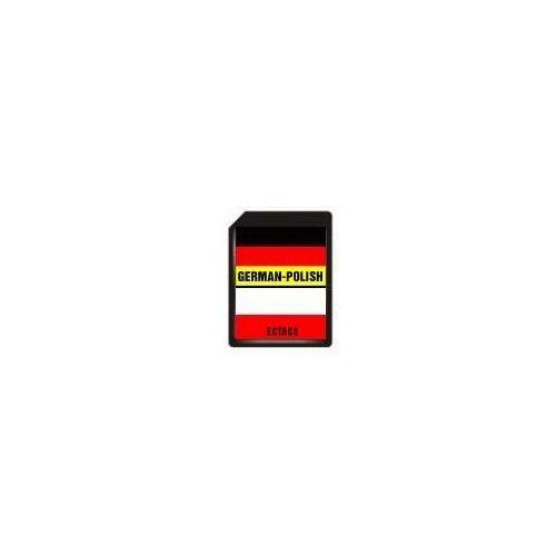 Karta z Językiem Niemieckim do Tłumacza Ectaco Partner EP-800., 789981008043
