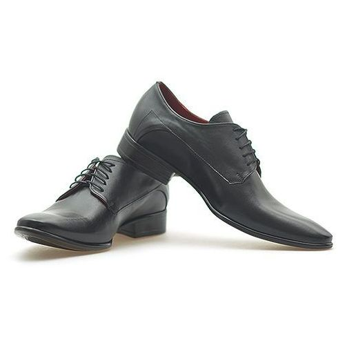 Pantofle męskie Duo Men 066 Czarne