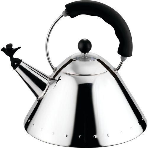 Alessi Czajnik 9093 czarna rączka