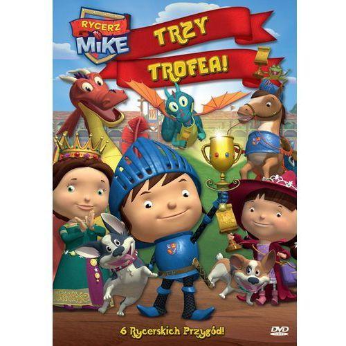 Rycerz Mike. Trzy Trofea. DVD z kategorii Seriale, telenowele, programy TV
