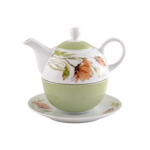 KOMPLET 3EL. TEA FOR ONE FLORIS