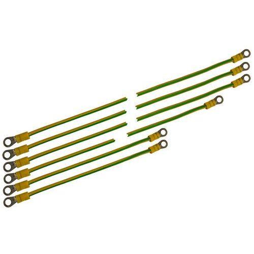 Zestaw przewodów uziemiających do szaf RACK19