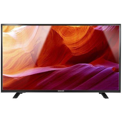 TV LED Sencor SLE49F57 - BEZPŁATNY ODBIÓR: WROCŁAW!