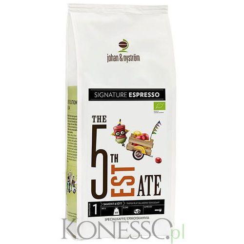 Johan & nyström Kawa ziarnista  espresso 5 estate 500g