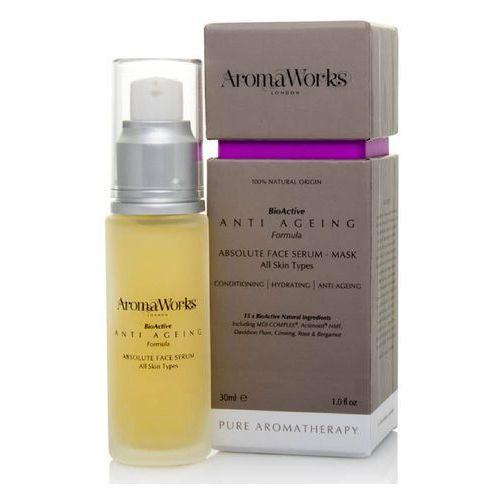 AromaWorks Men's Absolute Face Serum 30ml - produkt z kategorii- Pozostałe kosmetyki
