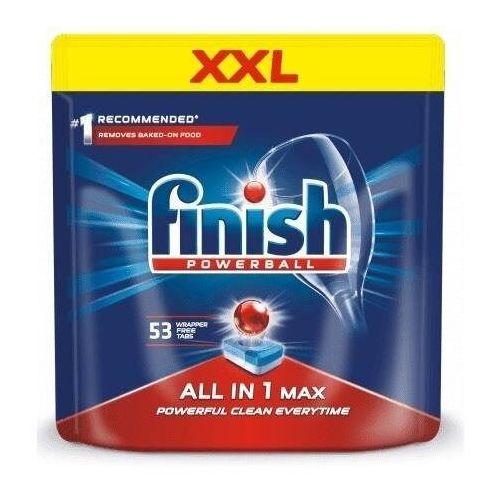 Tabletki do zmywarki FINISH Tabletki All-in-1 Max 53 regularne