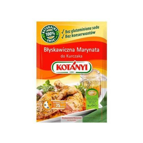 Błyskawiczna marynata do kurczaka 40 g kotányi marki Kotanyi
