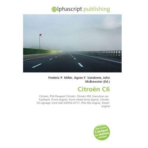 Citroën C6 (9786130708672)