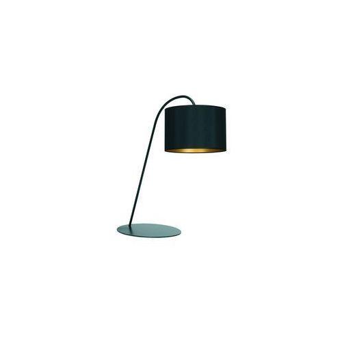 Nowodvorski Lampa stojąca stołowa / biurkowa alice gold - czarny (5903139495790)