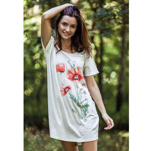Koszula nocna damska lnd565 marki Key