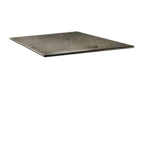 Topalit Blat kwadratowy beton | różne wymiary