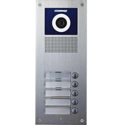 Commax Kamera 5-abonentowa z regulacją optyki i czytnikiem rfid drc-5uc/rfid