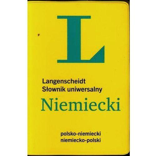 Słownik uniwersalny polsko-niemiecki, niemiecko-polski (rok 2014)