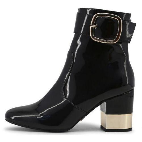 buty za kostkę damskie 36 czarny marki Laura biagiotti