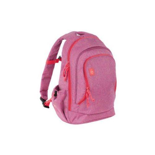 Lässig 4KIDS BIG BACKPACK ABOUT FRIENDS Plecak melange pink, 1203009724
