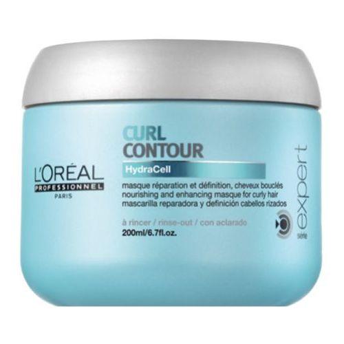 L'oreal  curl contour masque odżywcza maska podkreślająca kontur loków (200 ml)