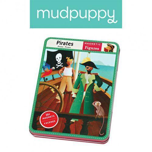 magnetyczne postacie piraci 6+ marki Mudpuppy