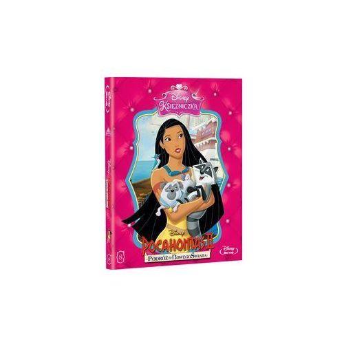Pocahontas 2: Podróż do nowego świata (Blu-Ray) - Bradley Raymond, Tom Ellery. DARMOWA DOSTAWA DO KIOSKU RUCHU OD 24,99ZŁ (7321917501811)