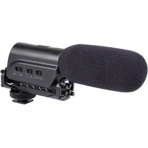 Mikrofon do kamery  ccm-286, gorąca stopka marki Renkforce