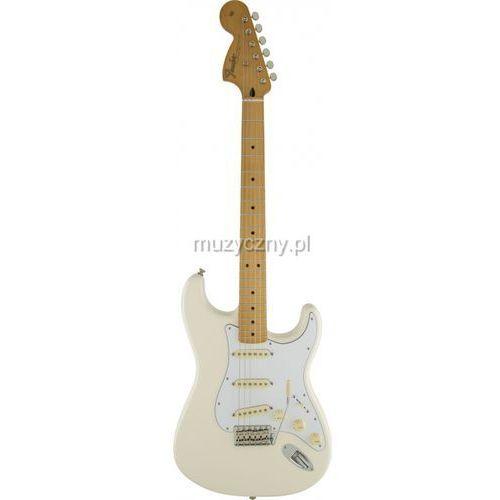 Fender Jimi Hendrix Stratocaster OWT gitara elektryczna, podstrunnica klonowa (gitara elektryczna)