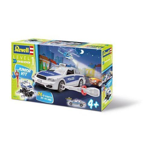 Revell, Junior Kit, samochód policyjny, model do składania