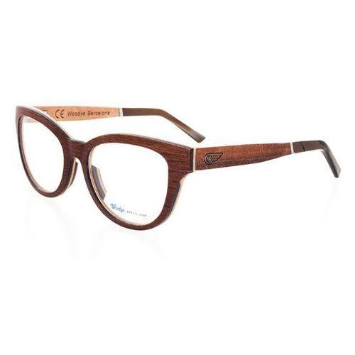 Okulary korekcyjne  pearl district 05 marki Woodys barcelona