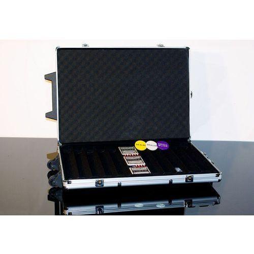 Walizka aluminiowa na 1000 szt żetonów z akcesoriami Trolley (4025327323607)