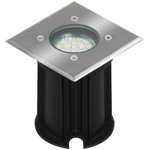 SMARTWARES Oprawa najazdowa LED, 3 W, czarna, 5000.459 (8711387096440)
